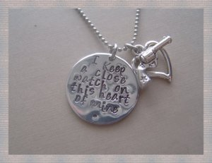Photo credit goes to Etsy shop, Little Personalized Pieces.