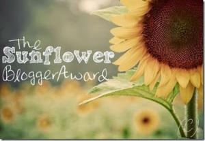 Sunflower Award Button[5]