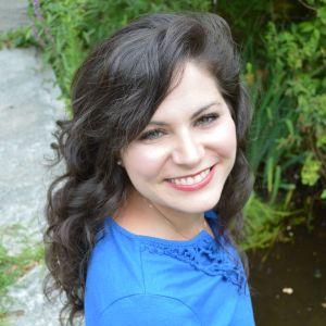 Author photo - Alicia G. Ruggieri