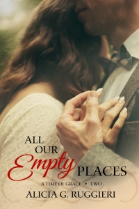 Book cover - All Our Empty Places