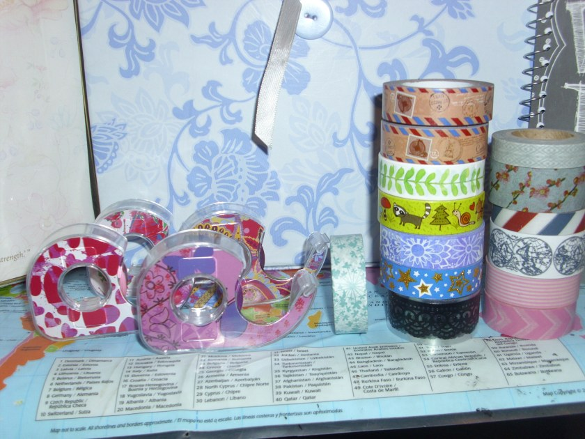 Rae's Washi-tape haul Dec 2015 (3)