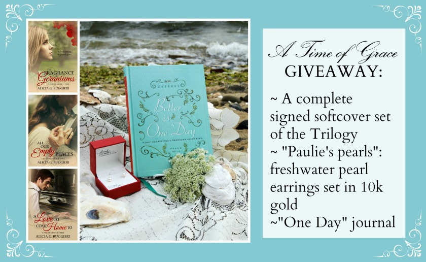 A Love to Come Home To giveaway graphic