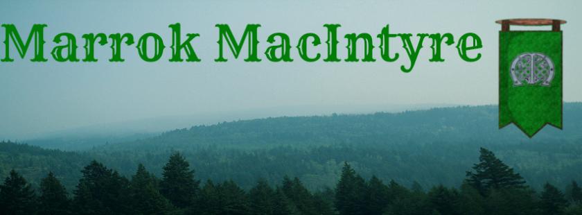 Marrok Macintyre