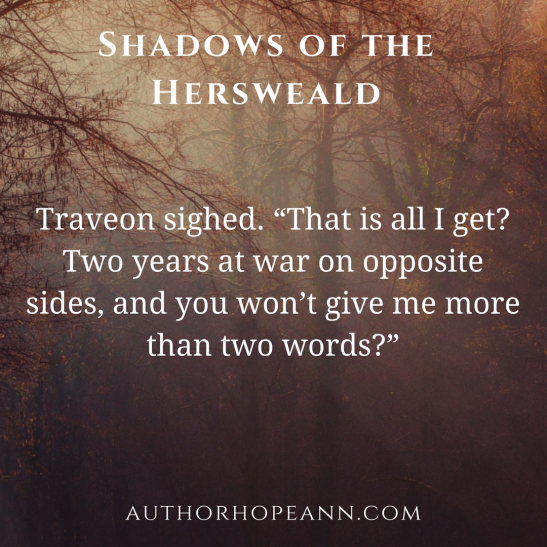 Shadows of the Hersweald 2