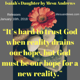 Mesu Andrews Isaiah's Daughter memes (1)
