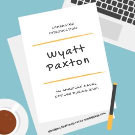 Wyatt Paxton