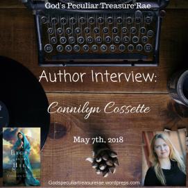 Connilyn Cossette AI