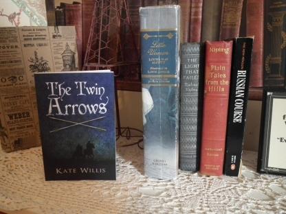 May books (2)