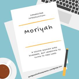 Moriyah CI
