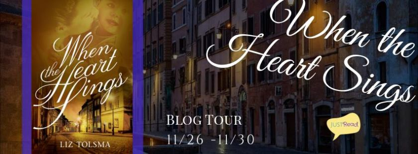 when the heart sings blog tour