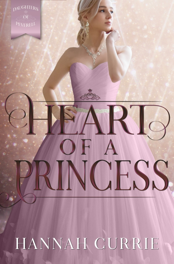 Heart of a Princess cover